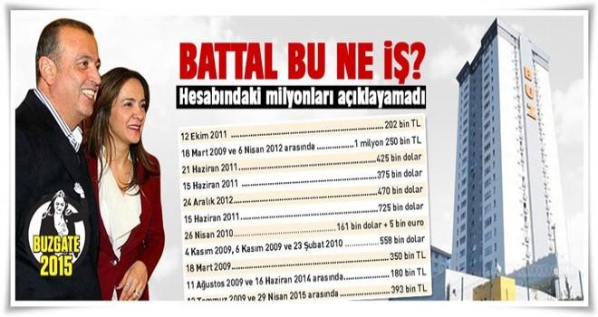 CHP'li Battal İlgezdi hesabındaki trilyonları açıklayamadı