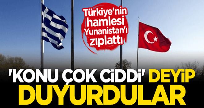 Yunan medyasından büyük panik: Konu çok ciddi