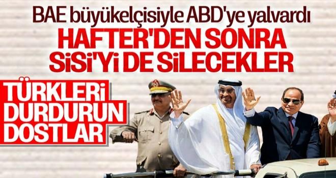 BAE, Libya'da Türkiye'ye karşı lobicilik yapıyor