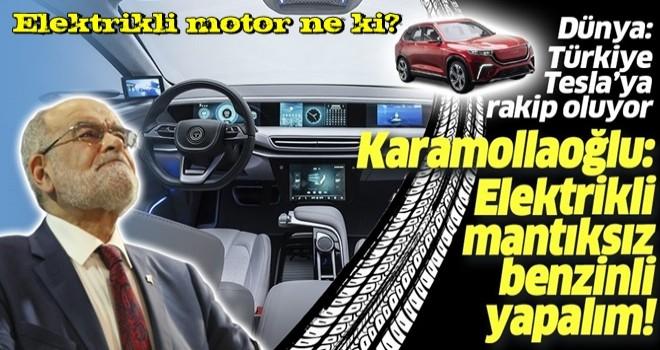 SP lideri Temel Karamollaoğlu'ndan akıllara zarar 'yerli otomobil' açıklaması!