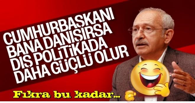 Kemal Kılıçdaroğlu, Türkiye'nin dış politikasını değerlendirdi