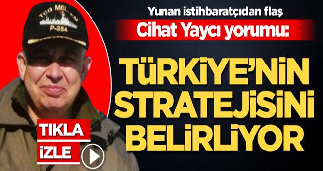 Yunan istihbaratçıdan Cihat Yaycı yorumu: Türkiye'nin gelecek stratejisini belirliyor, biz ise subaylarımızı hadım ediyoruz