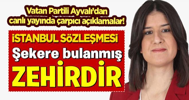 Vatan Partisi İstanbul Sözleşmesi'ne neden karşı? Önemli açıklamalar