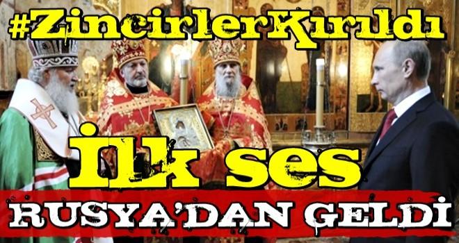 Rus Ortodoks Kilisesi'nden Ayasofya kararına tepki