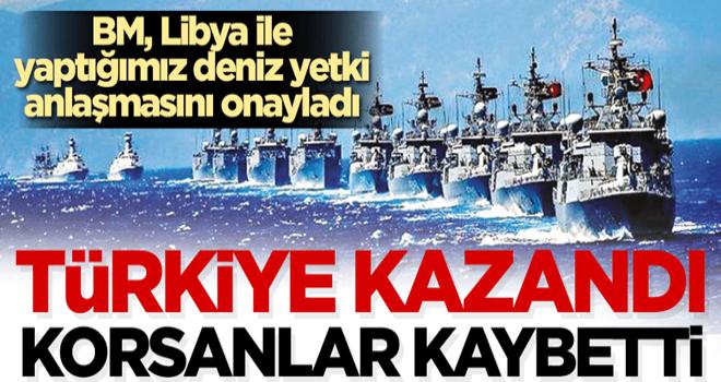 Yunanistan'a Doğu Akdeniz'de büyük şok: Türkiye'nin Libya ile yaptığı deniz sınırı anlaşması onaylandı!