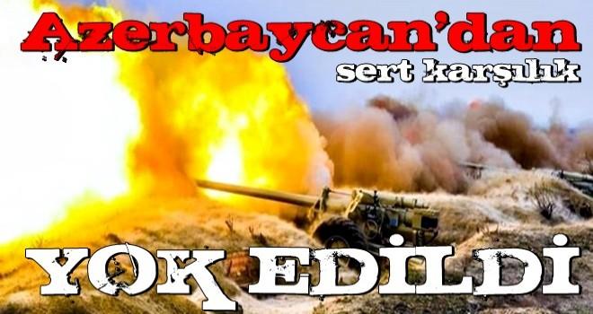 Savaş kızıştı: Ermenistan'dan füzelerle hain saldırı! Azerbaycan'dan sert karşılık
