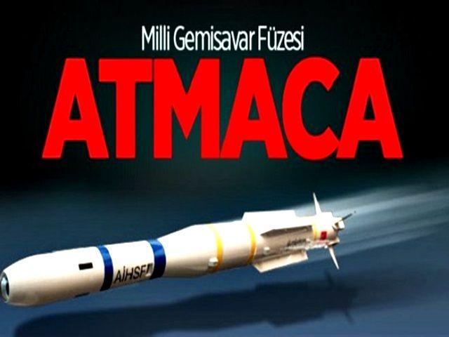 ATMACA Gemisavar Füzesi | Anti-Ship Missile