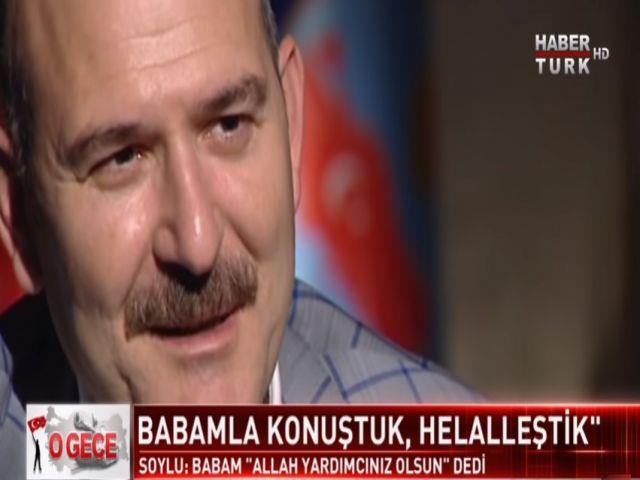 Süleyman SOYLU , O Geceyi anlattı..15 Temmuz 2016