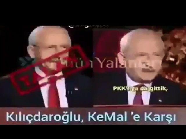 BAY KEMAL ,PKK'LIYA DA GİTTİK..