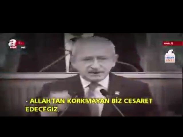 Bay Kemal'in GAFLARI