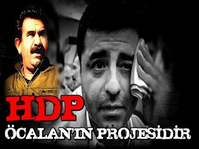 HDPKK'LI SELO ; ''HDP,ÖCALAN PROJESİDİR''