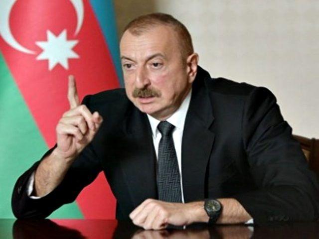 İlham Aliyev: İti Kovar Gibi Kovduk Onları!