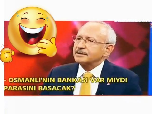 ''Osmanlı'nın parasını basacak bankası var mıydı !! ''